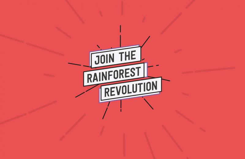 Rainforest Revolution Campaign