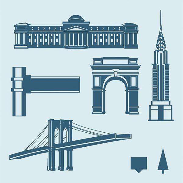 Details . . #NYC #illustration