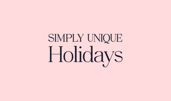 Simply Unique Holidays